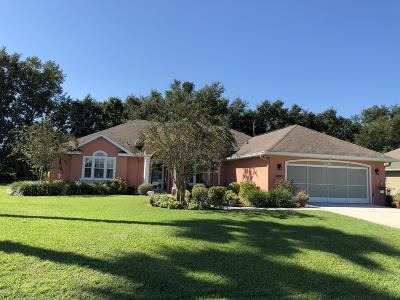 Ocala Single Family Home For Sale: 5890 SW 89th Place