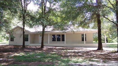 Marion County Single Family Home For Sale: 10296 NE 23 Court