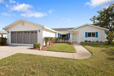 Summerfield FL Single Family Home For Sale: $171,900