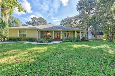 Summerfield Single Family Home For Sale: 6325 SE Highway 42