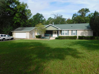 Ocala Single Family Home For Sale: 5570 SW 134th Terrace