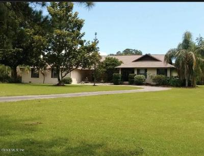 Ocala Single Family Home For Sale: 860 SE 80th Street