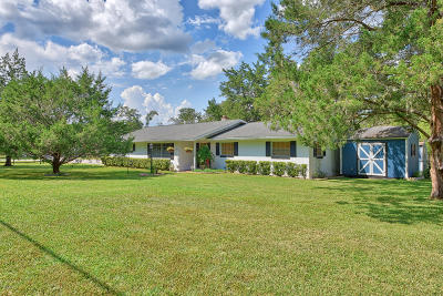Ocala Single Family Home For Sale: 3775 SE 34 Court