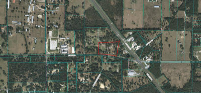 Ocala Residential Lots & Land For Sale: 13377 W Highway 326