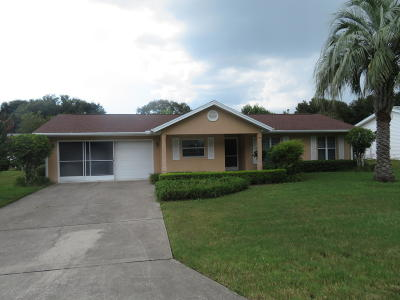 Marion County Rental For Rent: 8058 SW 116th Loop