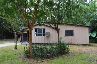 Ocala Single Family Home For Sale: 1322 NE 53rd Street