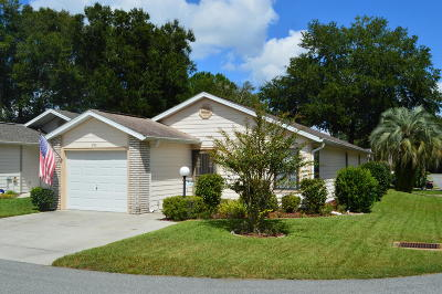 Ocala Single Family Home For Sale: 3931 NE 22nd Lane