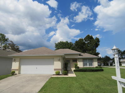 Ocala Single Family Home For Sale: 7279 SW 112th Place