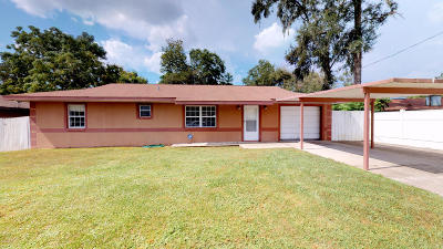 Belleview Single Family Home For Sale: 7275 SE 120 Lane