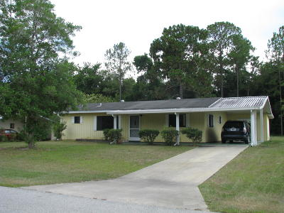 Marion County Rental For Rent: 9606 SW 102nd Place