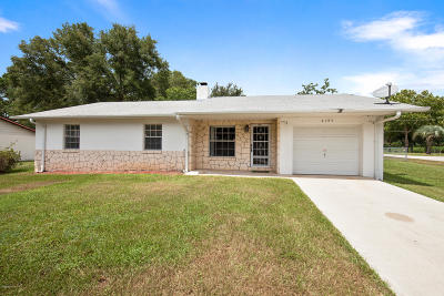 Ocala Single Family Home For Sale: 2195 NE 55th Street