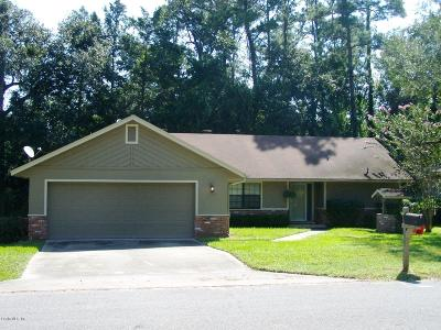 Ocala Single Family Home For Sale: 4741 NW 82nd Court