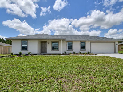 Ocala Single Family Home For Sale: 6360 SE 42nd Court