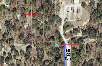 Morriston FL Residential Lots & Land For Sale: $3,200