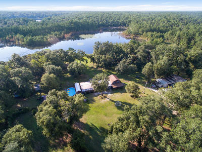 Ocklawaha Single Family Home For Sale: 6040 S Hwy 314a