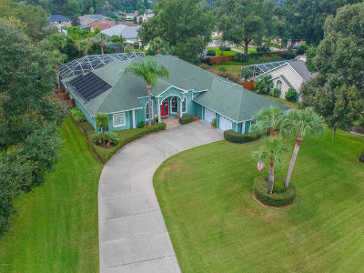 Ocala FL Single Family Home For Sale: $475,000