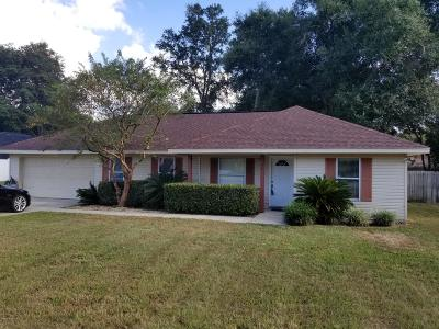 Ocala Single Family Home For Sale: 44 Redwood Trace