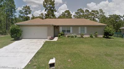Ocala Single Family Home Pending: 3 Hemlock Trail Loop