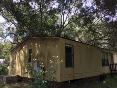 Ocala Mobile/Manufactured For Sale: 486 NW 117th Court