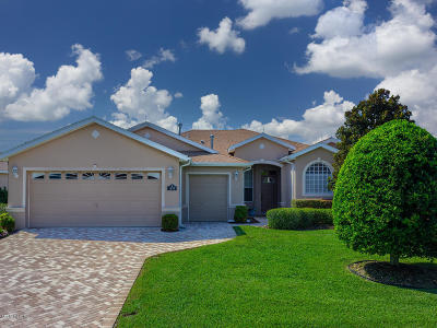 Ocala Single Family Home For Sale: 1670 SW 158th Lane