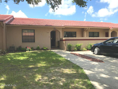 Ocala Rental For Rent: 3444 SW 19th Street