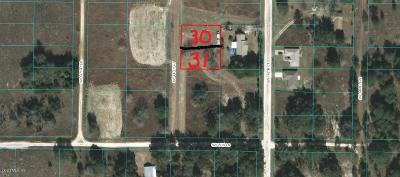 Ocala FL Residential Lots & Land For Sale: $2,000