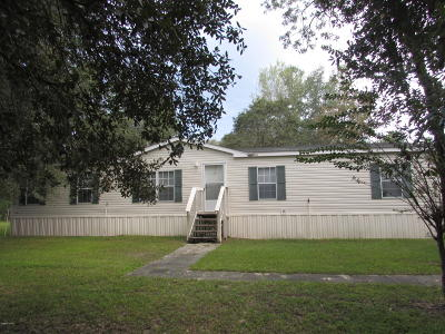 Dunnellon FL Mobile/Manufactured For Sale: $144,900