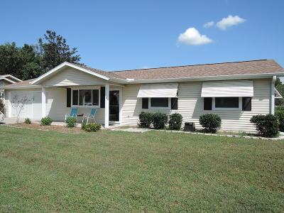 Ocala Single Family Home Pending: 10961 SW 83rd Avenue