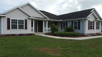 Ocala Single Family Home For Sale: 444 NE 63rd Street