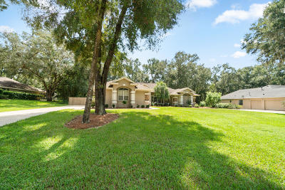 Ocala Single Family Home For Sale: 5150 SE 47 Court Road