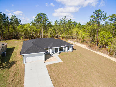 Ocala Single Family Home For Sale: 385 Marion Oaks Trail Trail