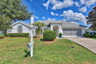 Ocala Single Family Home For Sale: 5306 NW 21st Loop