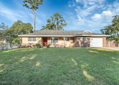 Ocala FL Single Family Home For Sale: $148,900