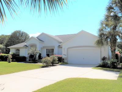 Dunnellon Single Family Home For Sale: 19578 SW 86th Lane