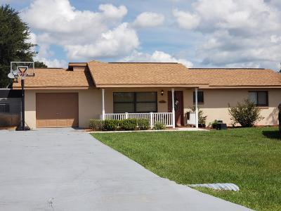 Ocala FL Single Family Home For Sale: $179,900