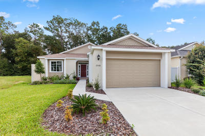 Ocala FL Single Family Home For Sale: $200,000