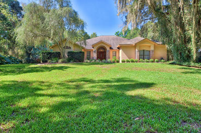 Ocala Single Family Home For Sale: 360 SW 96th Lane