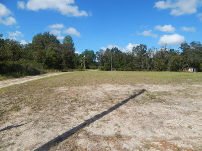 Residential Lots & Land For Sale: NE 134 Avenue