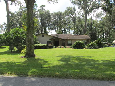 Ocala Single Family Home For Sale: 8274 NW 43rd Lane