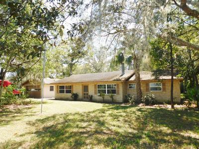 Lady Lake Single Family Home For Sale: 40022 French Road