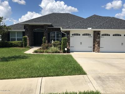 Ocala FL Single Family Home For Sale: $265,000