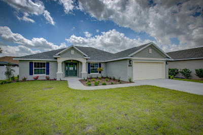Ocala Single Family Home For Sale: 944 NW 46 Place