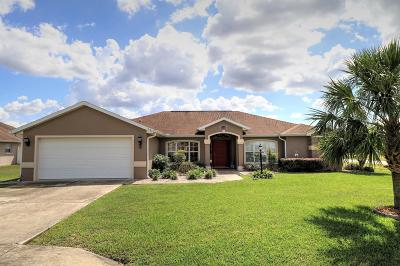 Meadow Glenn Single Family Home For Sale: 5096 SW 99th Place