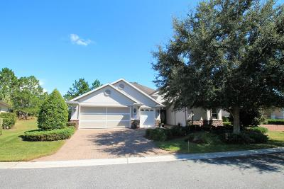 Ocala Single Family Home For Sale: 8707 SW 83rd Ct Road