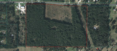 Ocala Residential Lots & Land For Sale: NE County Road 326/70th Street
