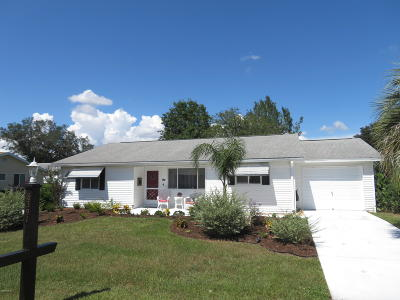 Oak Run Single Family Home For Sale: 8391 SW 109th Street