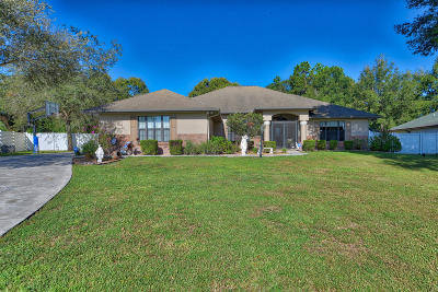 Single Family Home For Sale: 5291 SW 103rd Loop