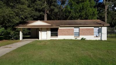 Summerfield Single Family Home Pending: 14283 SE 45th Court