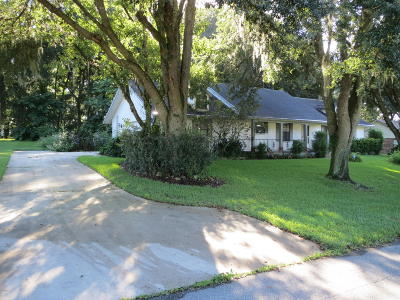 Single Family Home For Sale: 4555 SW 44th Court