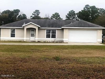 Single Family Home For Sale: 3 Pine Course Court